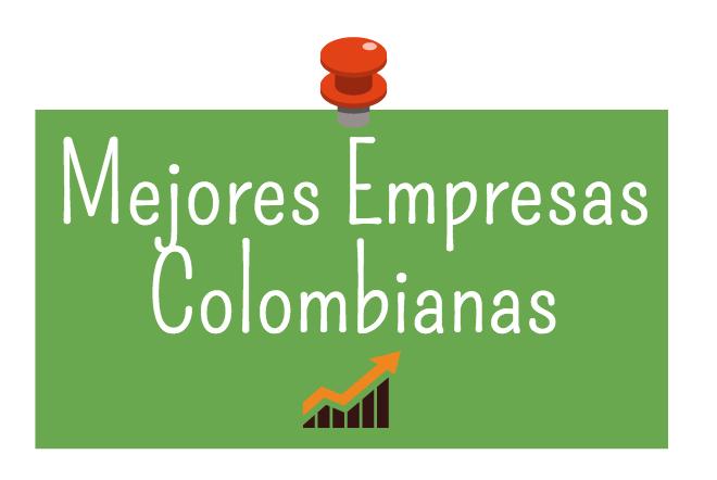 Mejores empresas colombianas