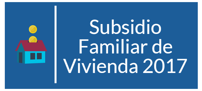 Subsidio familiar vivienda