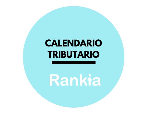 Calendario tributario que impuestos habra que pagar
