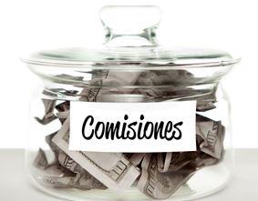 Tipos de comisiones de fondos de inversion