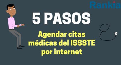 Como agendar citas medicas issste por internet paso paso foro