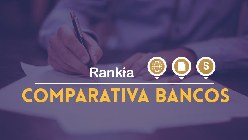 Comparativa bancos banco chile bancoestado santander