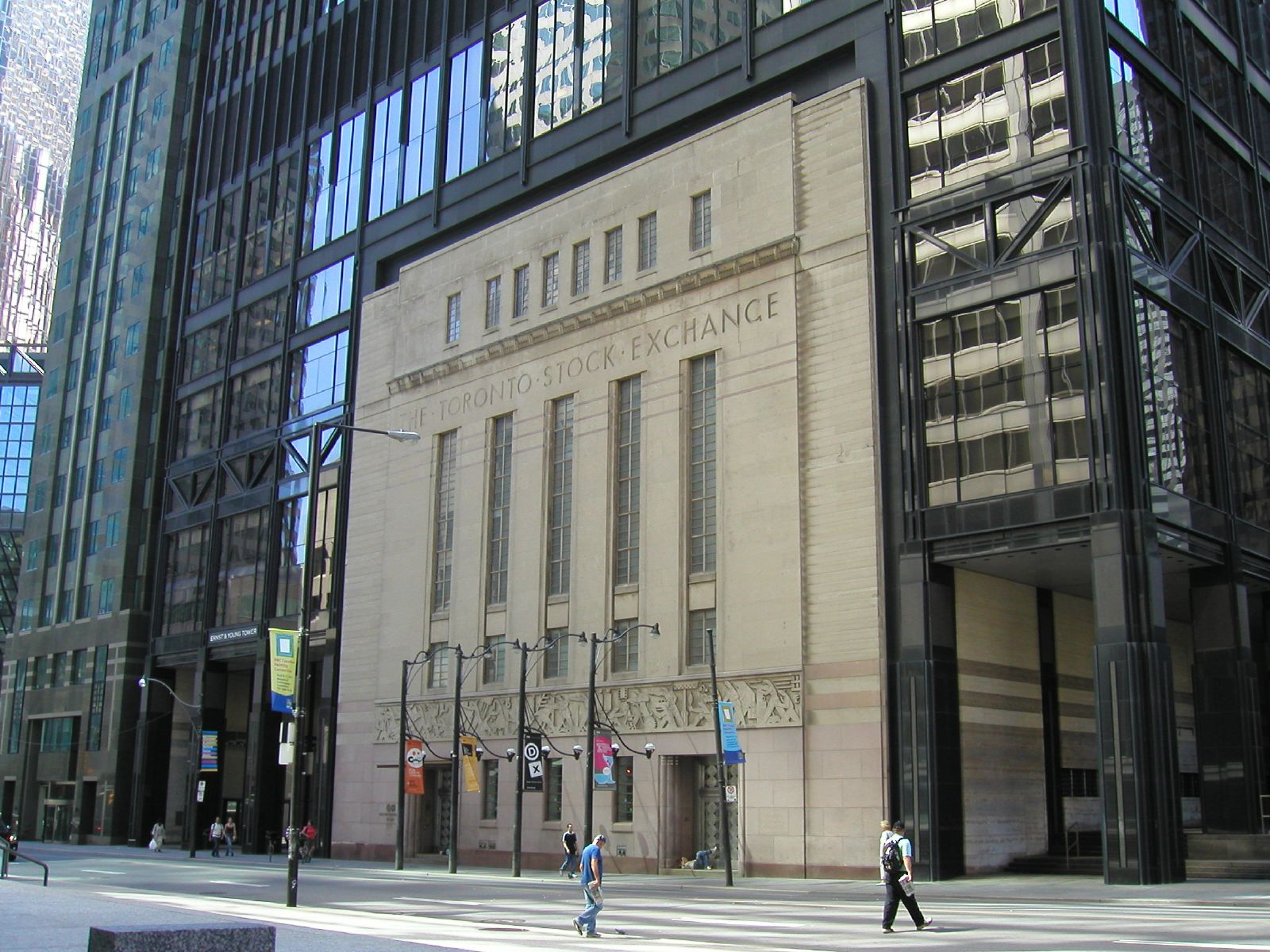 Principales bolsas del mundo: Bolsa de Toronto