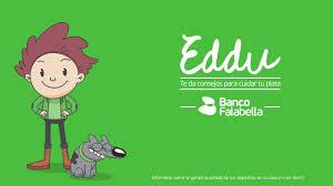 Educación Financiera de la Banca Chilena. Eddu del Banco Falabella.