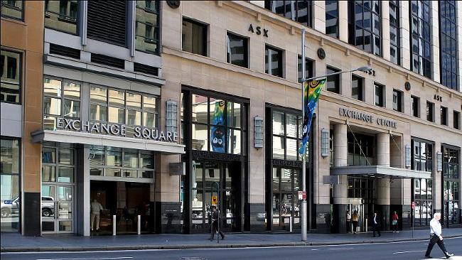 Principales bolsas del mundo: Australian Securities Exchange