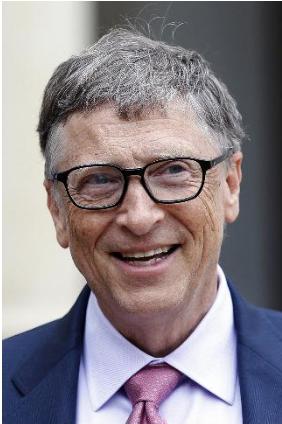 Hombre más rico del Mundo 2017: Bill Gates