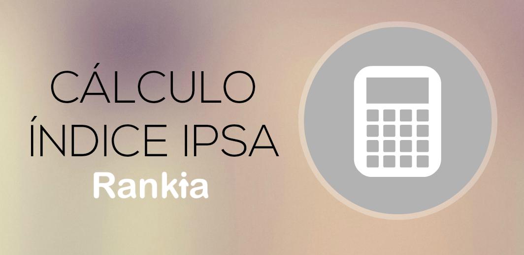 Cálculo del Índice IPSA