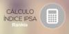 Calculo indice ipsa thumb