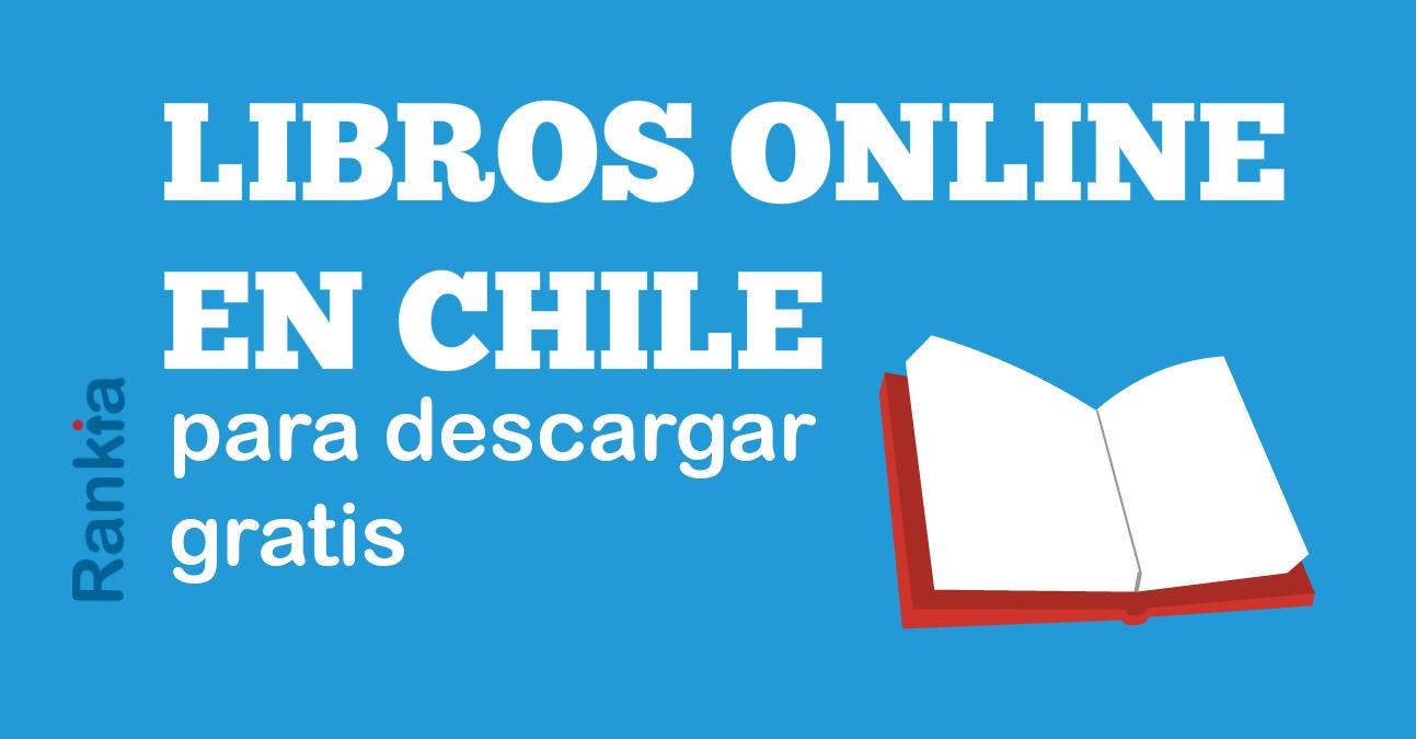 Libros online en Chile para descargar gratis: bolsa, análisis técnico, AFP…