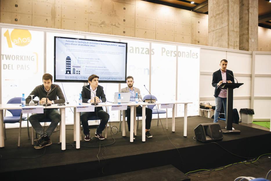 Conferencia Housers en el VII Foro de Finanzas Personales de Forinvest 2017
