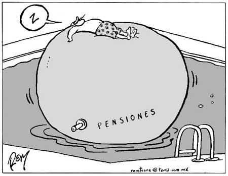 Diferencia entre pensión y jubilación