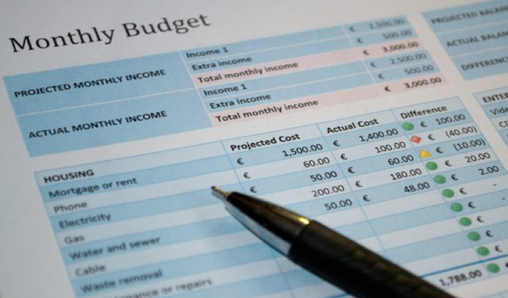 Pasos para crear un presupuesto
