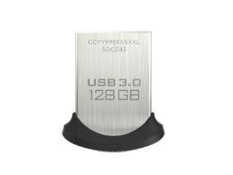 Memoria flash USB 128 GB SanDisk Ultra Fit Oferta Amazon