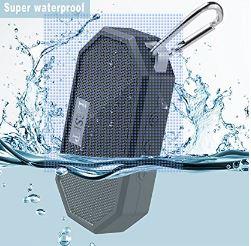altavoz Bluetooth inalámbrico resistente al agua LEHSHP