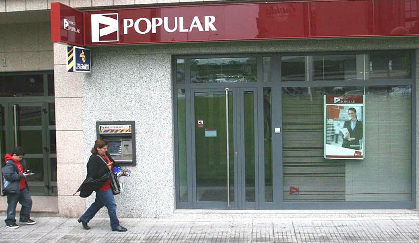 Cotización de Banco Popular
