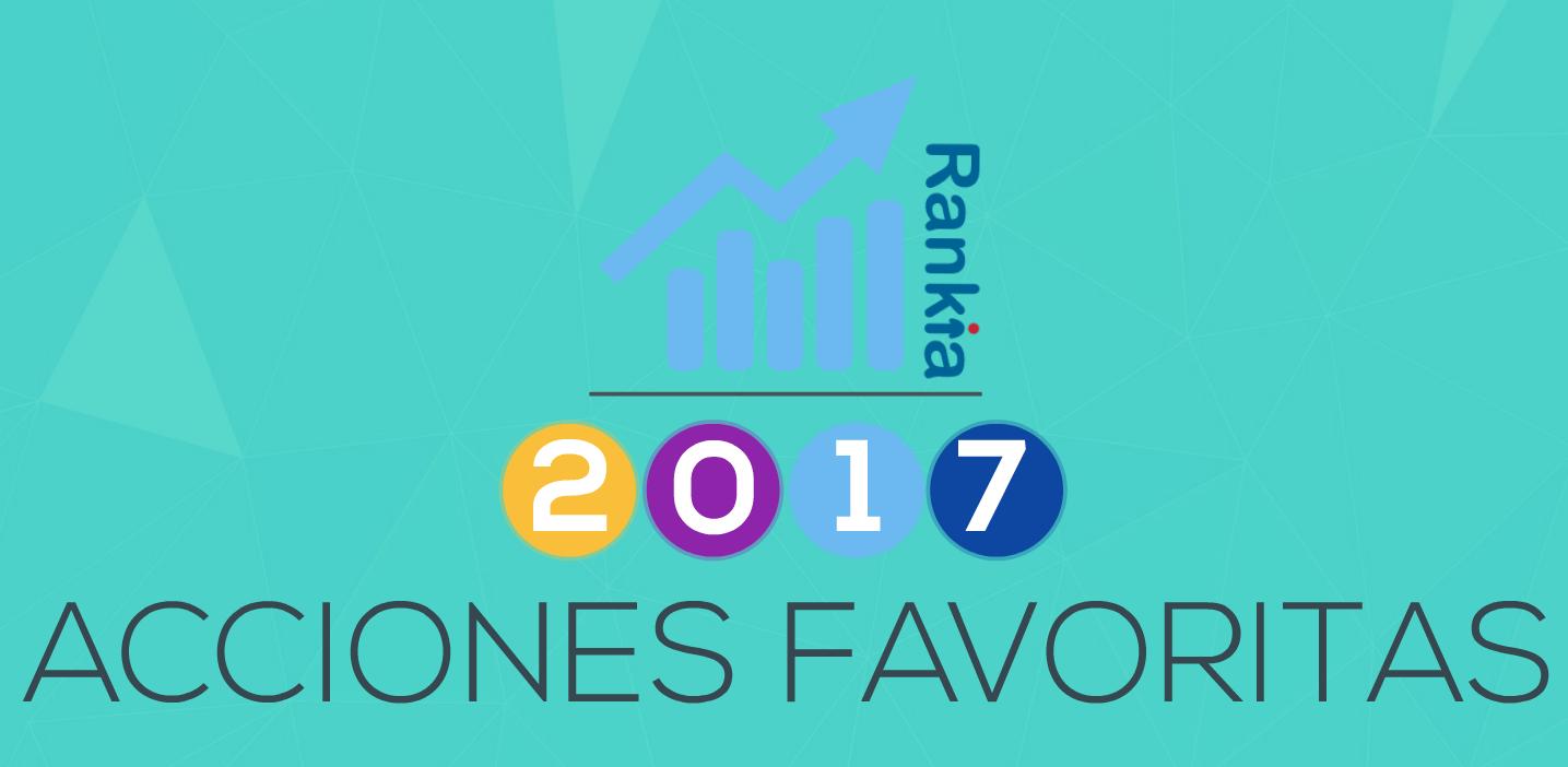 Acciones favoritas de las corredoras para abril de 2017