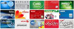 Tarjetas de credito no bancarias