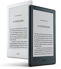 Oferta Amazon Kindle E-reader de 6 pulgadas