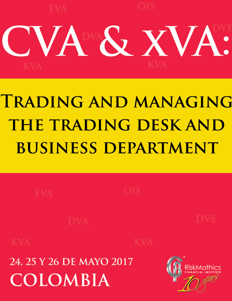 Curso presencial en Colombia: Trading and managing the trading desk and business department