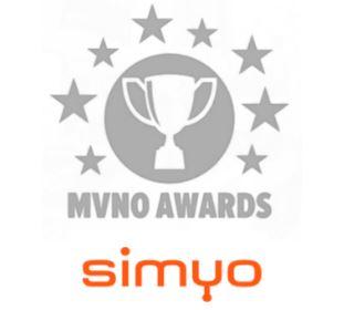 Simyo recibe el premio al OMV más innovador