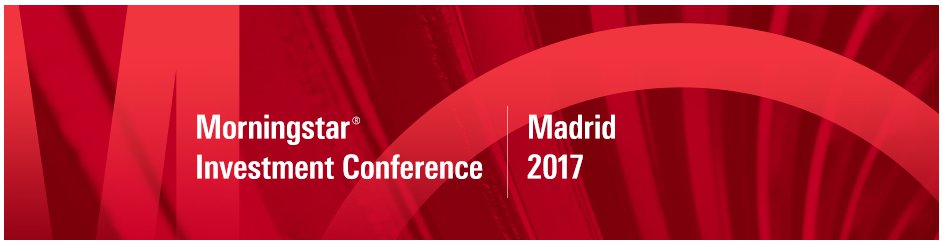 Morningstar Investment Conference Madrid 2017