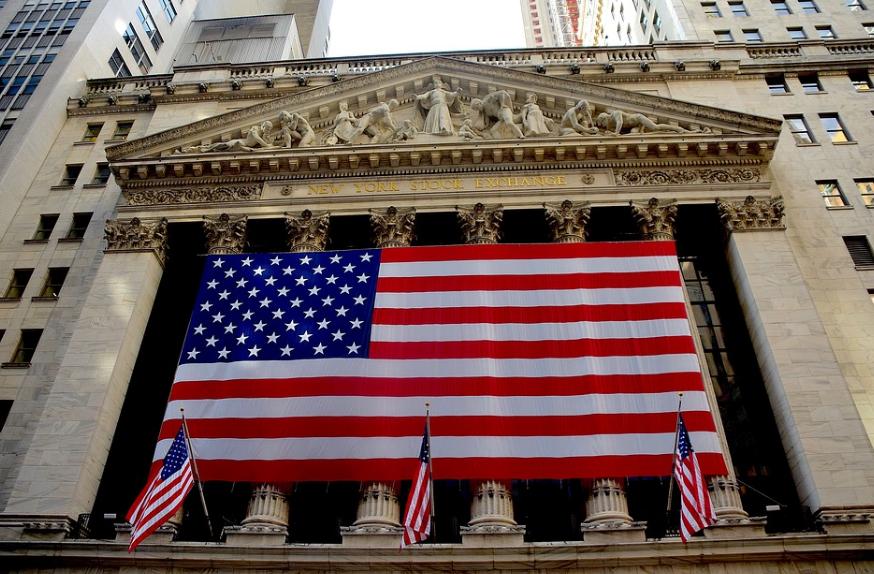 Principales bolsas de valores del mundo y sus indicadores: Bolsa de Nueva York