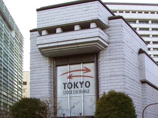 Principales bolsas de valores del mundo y sus indicadores: Bolsa de Tokio