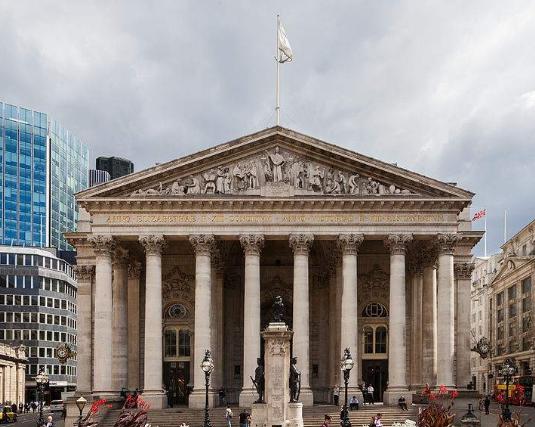 Principales bolsas de valores del mundo y sus indicadores: Bolsa de Londres