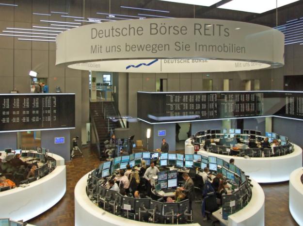 Principales bolsas de valores del mundo y sus indicadores:Deutsche Börse
