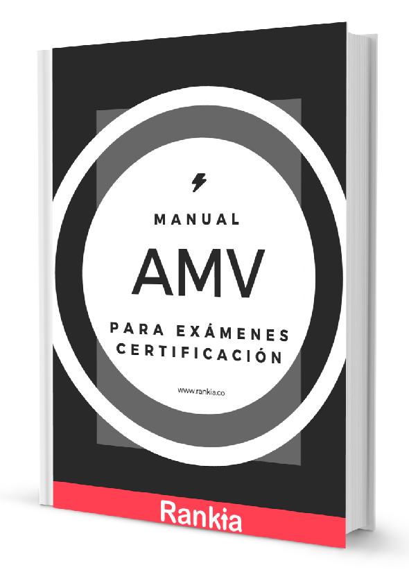 Manual AMV Certificación