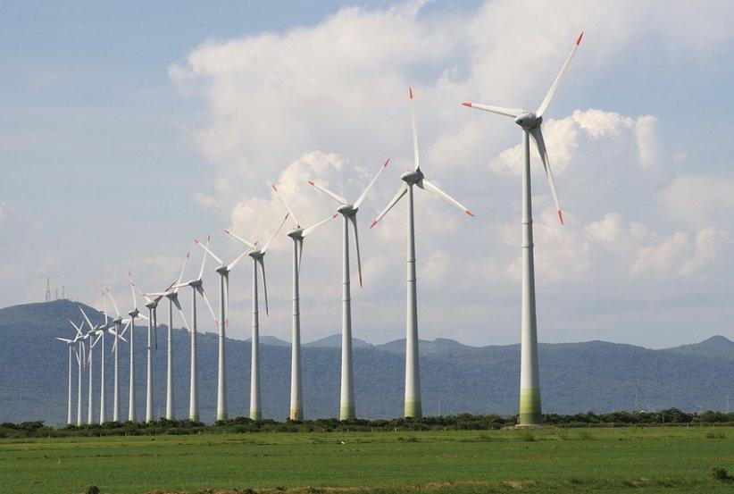 Energía eólica, inversión sostenible