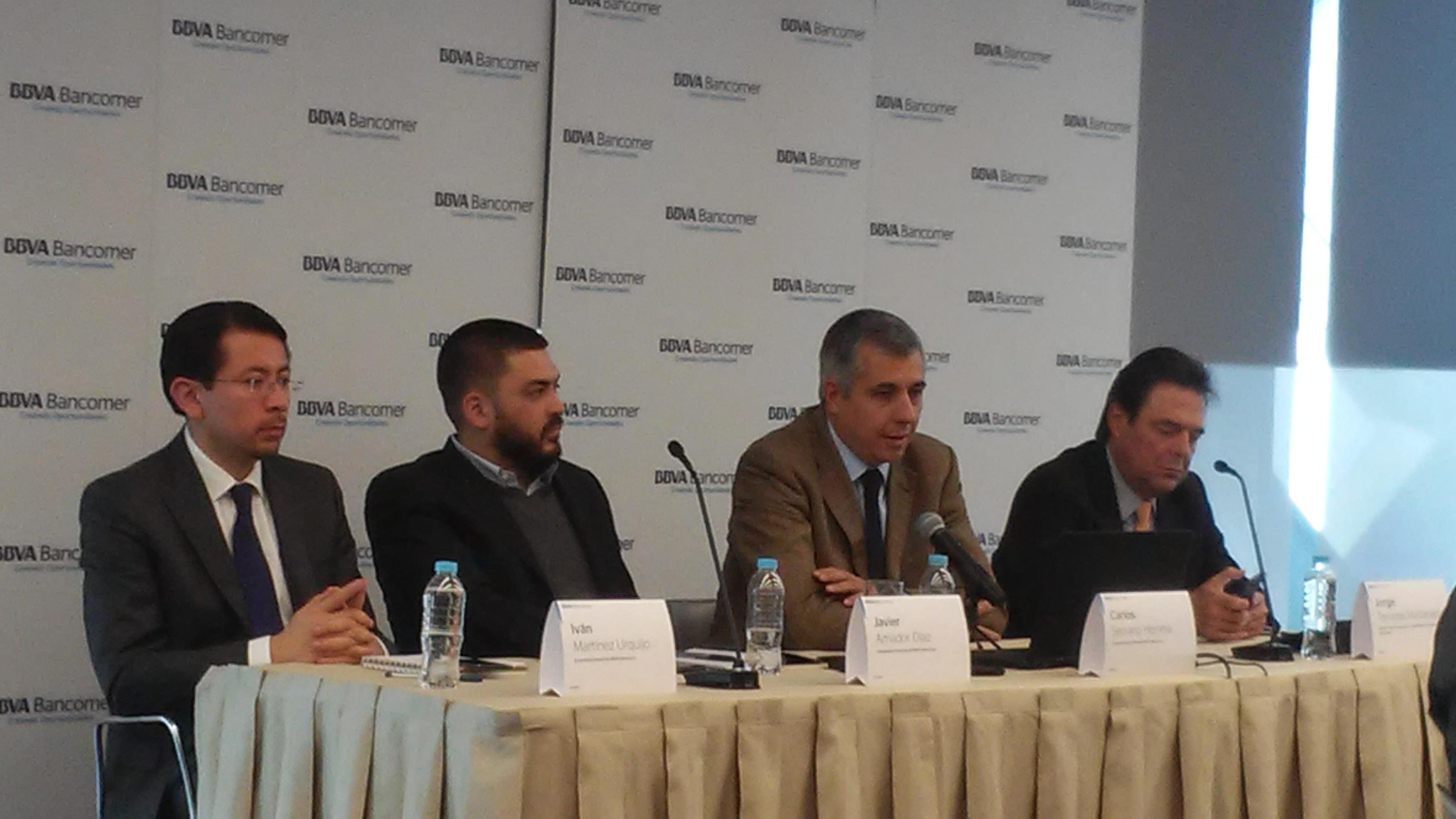 Bancomer, Rankia, Carlos Serrano