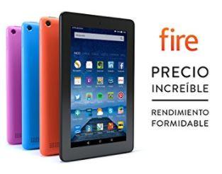 Oferta Amazon Mayo 2017 Tablet Fire 7
