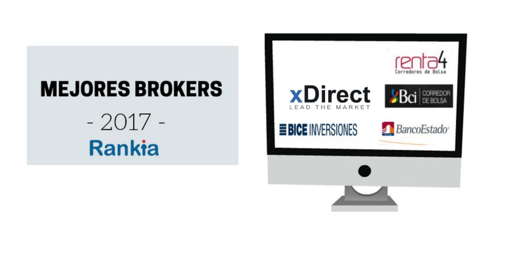 Mejores brokers forex 2017
