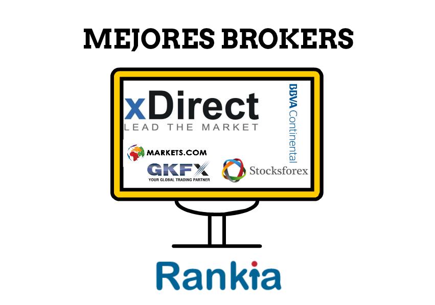 Mejores brokers Perú para 2017