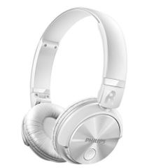 Oferta Amazon Auriculares estéreo Bluetooth Philips SHB306WT/00