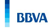 Cuenta online bbva