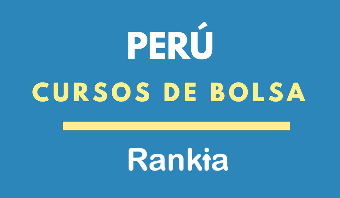 Próximos curso de bolsa de valores en Perú