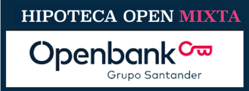 Hipoteca Open Mixta