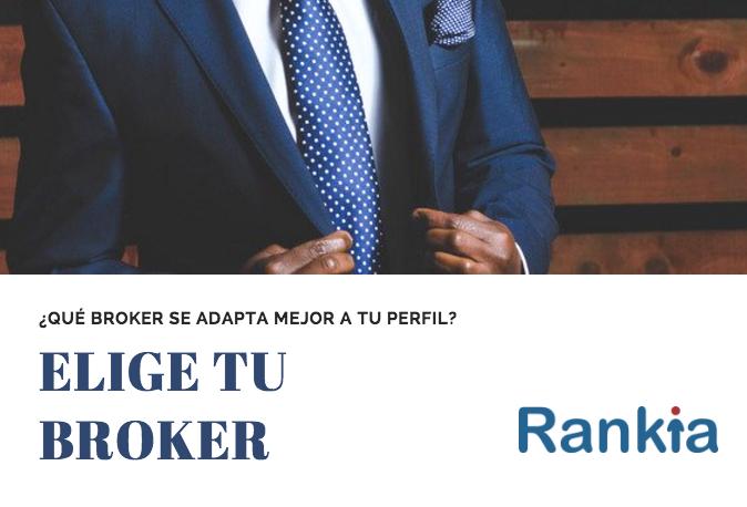 Elige tu broker