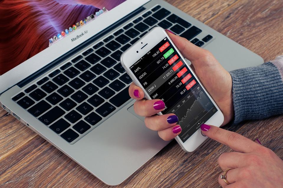 Mejores apps para invertir bolsa