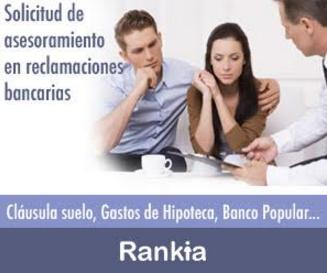 Asesoramiento reclamaciones bancarias