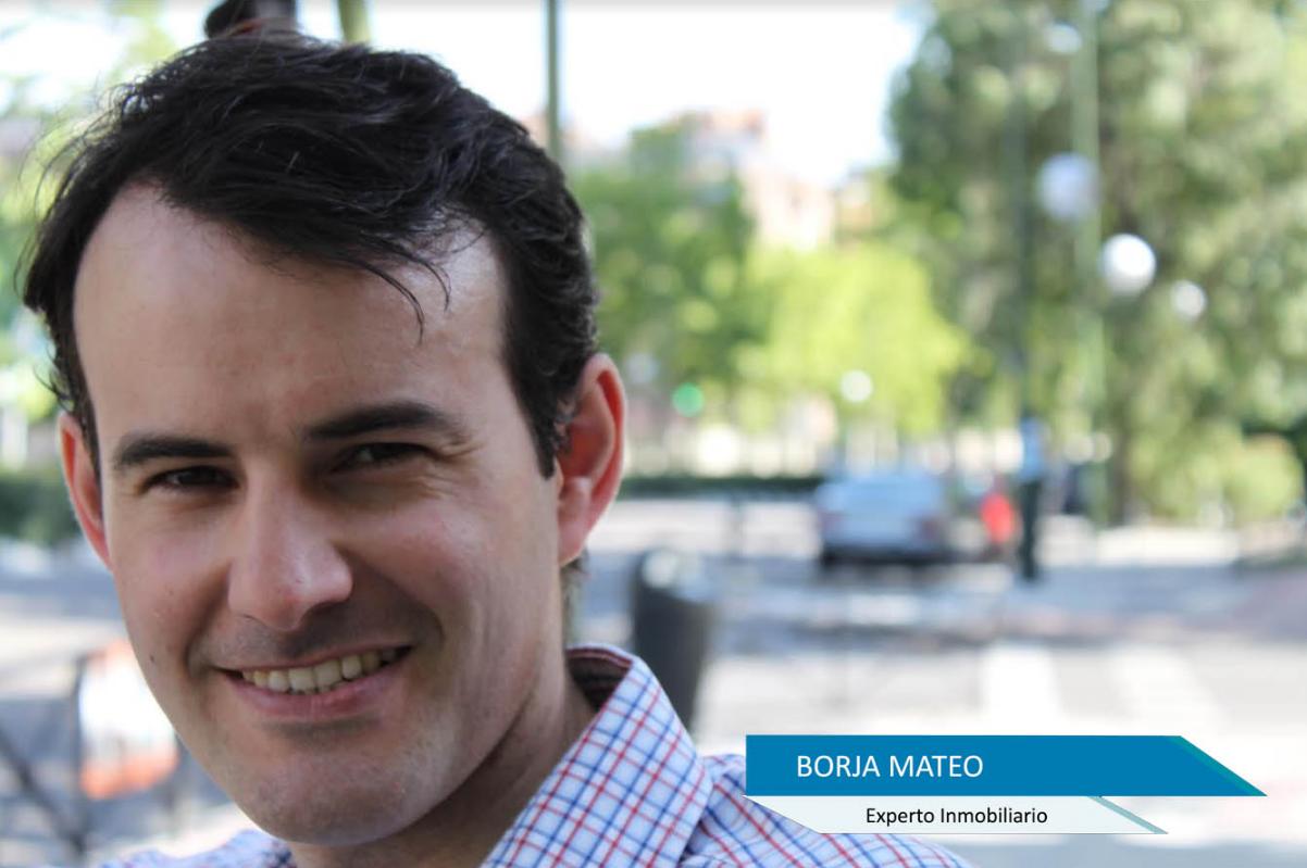 Borja Mateo Entrevista