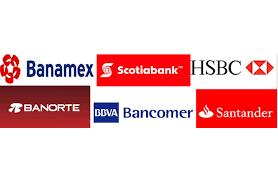 Principales Bancos México