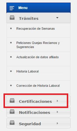 Certificado de Pensión: Colpensiones-1