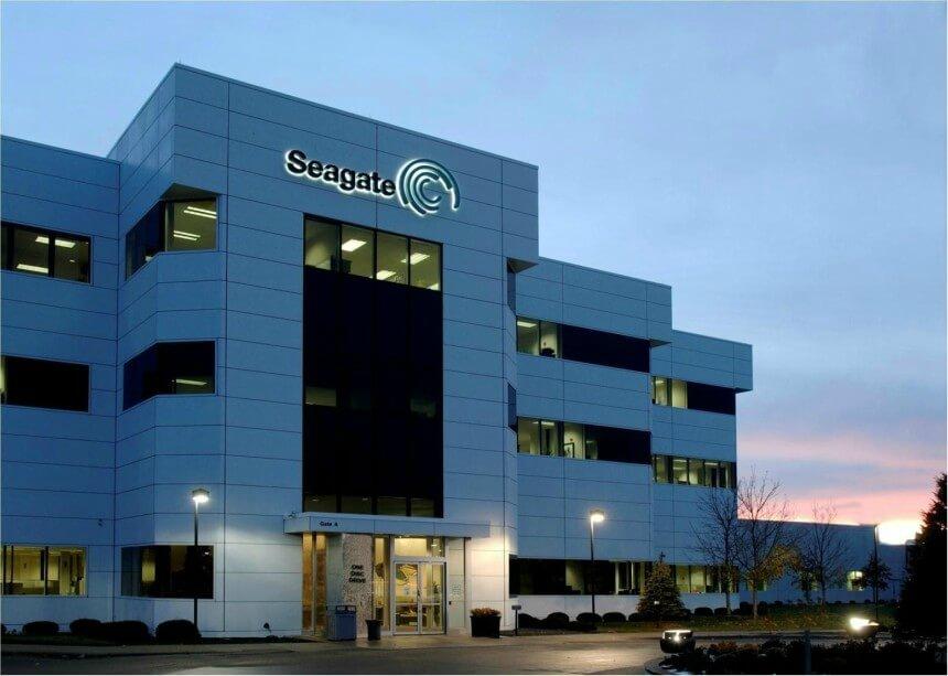 La cotizacion de Seagate Technology cae un 36%