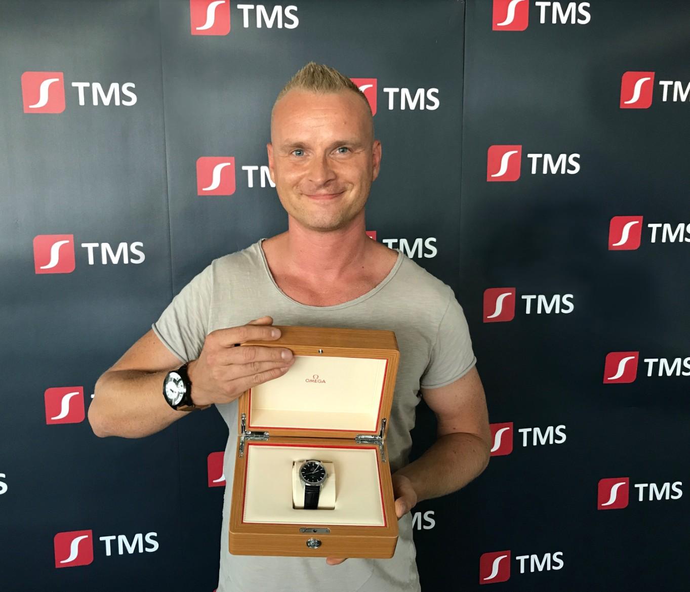 Ganador TMS Omega