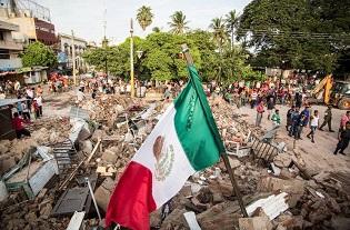 Sismos no afectarán crecimiento económico de México