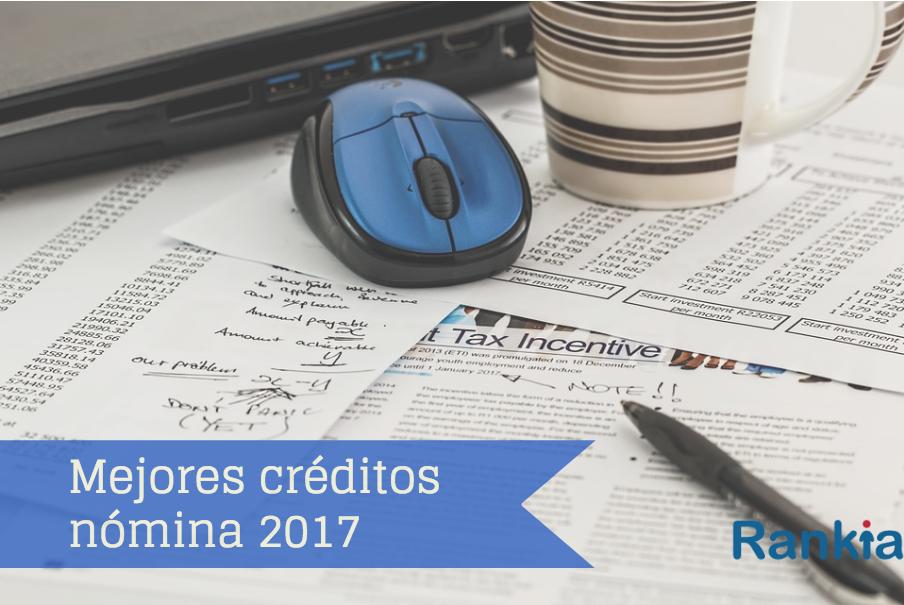 Créditos nómina 2017