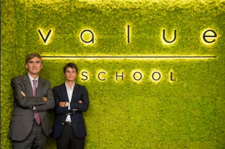 Value School, Francisco Paramés y Gonzalo Recarte